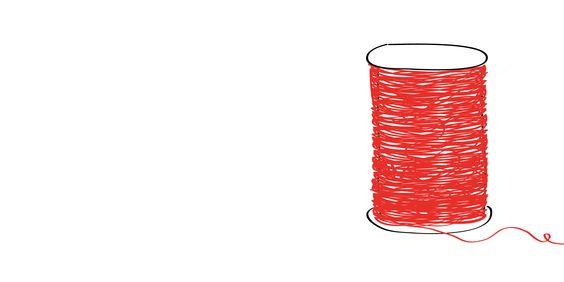Der rote Faden: