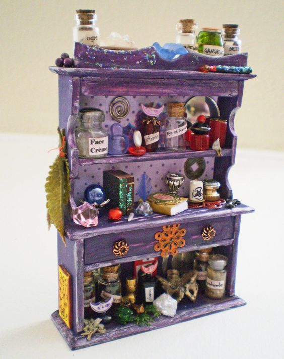 miniature witch house - Google Search