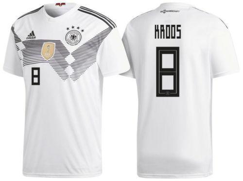 Trikot Adidas Dfb 2018 2019 Home Kroos 8 128 Bis 3xl Deutschland Wm 2018 Wm 2018 Trikot Dfb