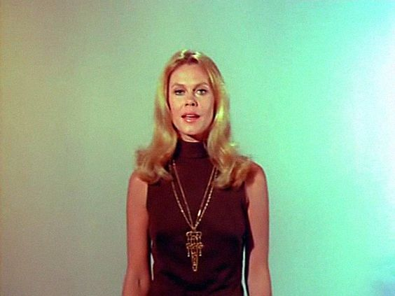 Bewitched, Three Men and a Witch on a Horse (1971),  Elizabeth Montgomery