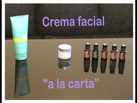 Como hacer crema para la cara