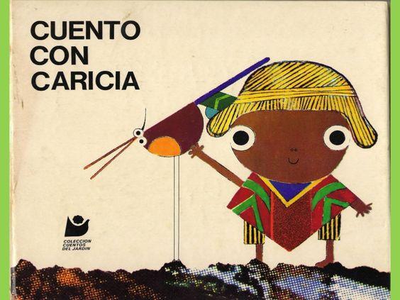 Cuento con Caricia es un cuento de Elsa Bornemann editado en este caso por la Editorila latina en 1974, dentro de la Colección Cuentos del Jardín. Un pequeño t…