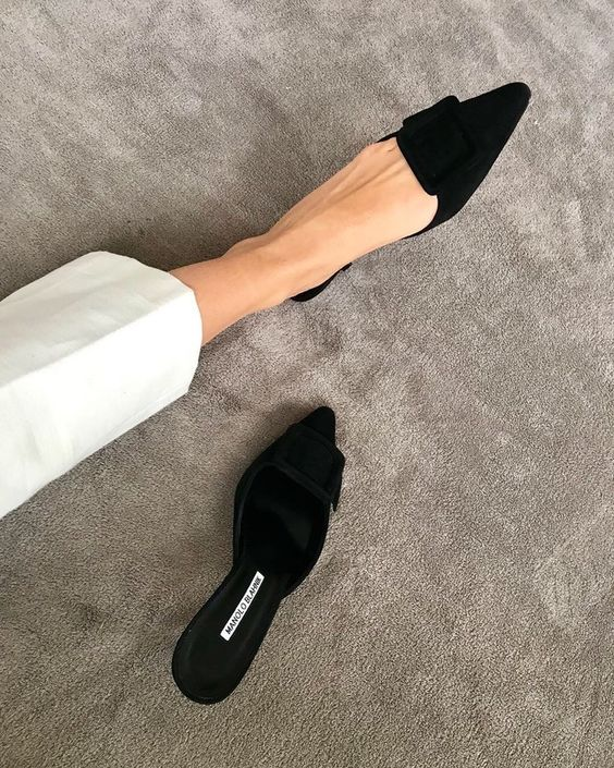 31 Flat Shoes You Should Already Own shoes womenshoes footwear shoestrends
