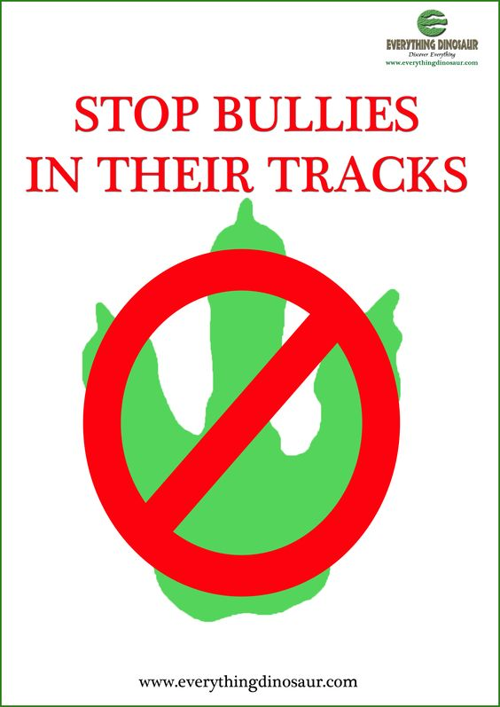 Anti Bullying Poster Ideas Dino Might Bullying Posters Set Of 4