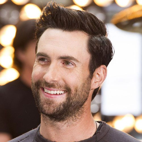 The Best Adam Levine Haircuts Hairstyles 2020 Update In 2020 Adam Levine Haircut Adam Levine Faded Hair Color