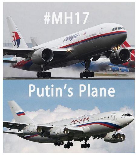 Míssil ucraniano que atingiu o voo MH17 da Malaysia Airlines teria como alvo o avião presidencial de Putin | Disso Você Sabia ?