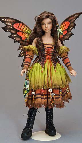 *+*Mystickal Faerie Folke*+*... Fairy... By Artist Unknown...