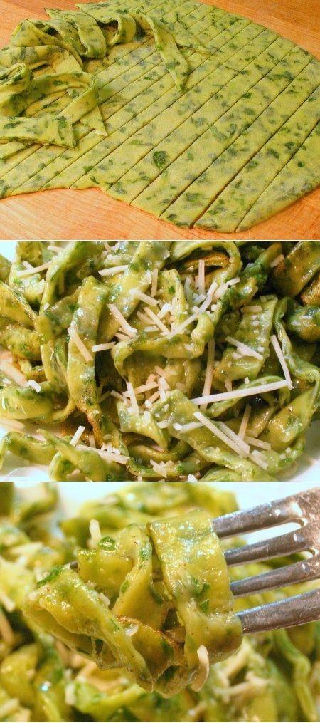 Fresh Herb Pasta #organicgirl #summersupercharge