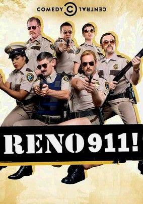 reno 911 2003 under the supervision of short shorts wearing lt jim dangle thomas lennon. Black Bedroom Furniture Sets. Home Design Ideas