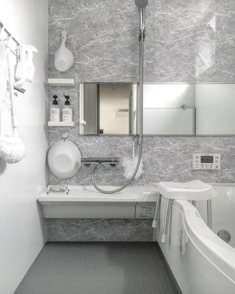 お風呂掃除も楽 バスグッズのオシャレ収納術 リフォーム バスルーム