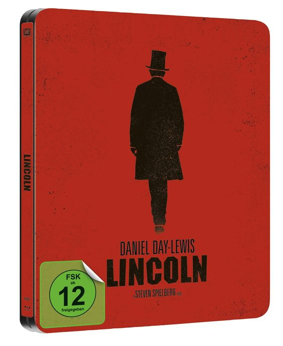 Lincoln - Amazon exklusiv (Steelbook)