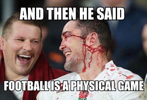 Rugby v Football. No contest.