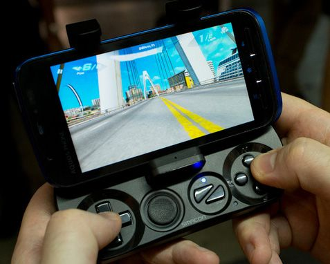 Shintec's SmaCon Controller Turns Your Android Phone Into A PSP Go