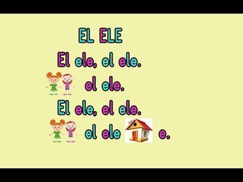 Dik Temel Harfler E L A Sesleri Ile Okuma Metinleri El Ele Elle Ela Lale Al La Ala Youtube Youtube