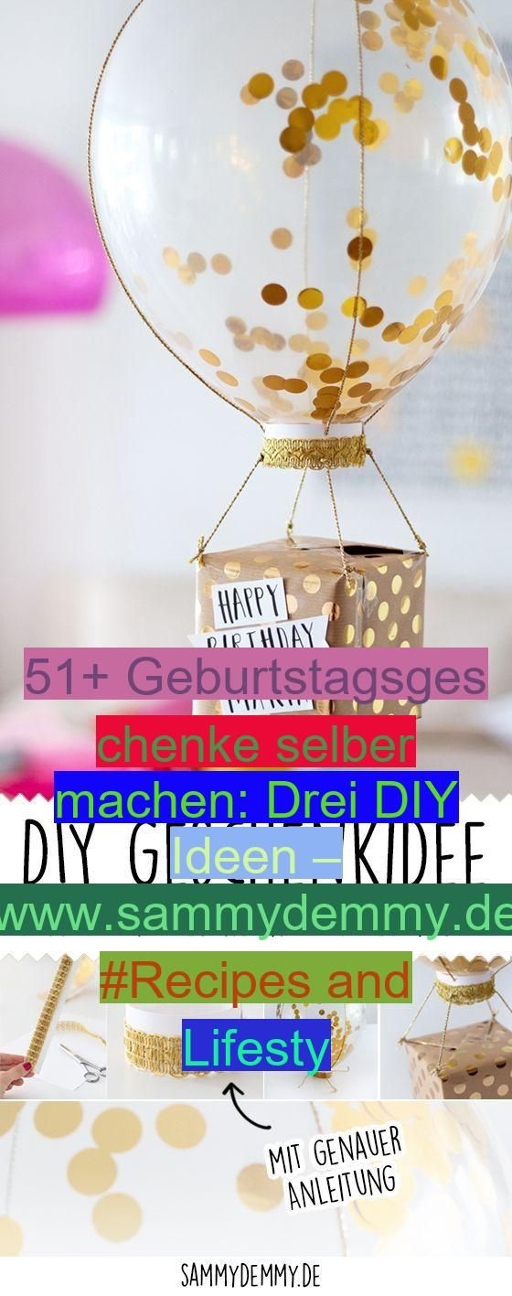 Geburtstagsgeschenk Selber Machen 51+ Geburtstagsgeschenke Selber Machen: Drei Diy Ideen – Www.sammydemmy.de #recipes And Lifesty In 2020 | Christmas Bulbs, Baby Mobile, Christmas Ornaments