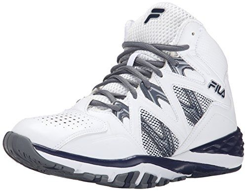 Fila Men's DLS Game 1SB106FX Basketball Shoe | High Top Basketball ...