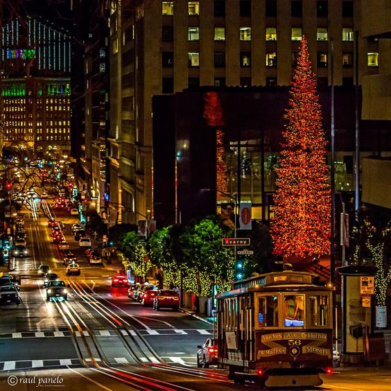 Christmas in San Francisco