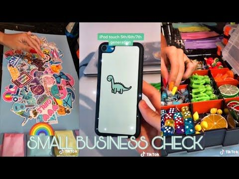 Small Business Check Tiktok Compilation Part 2 Youtube Business Checks Small Busines Small Business
