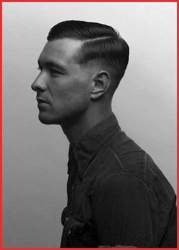 Awesome 1940 Mens Hairstyles Images Military Haircuts Men High And Tight Haircut Military Hair