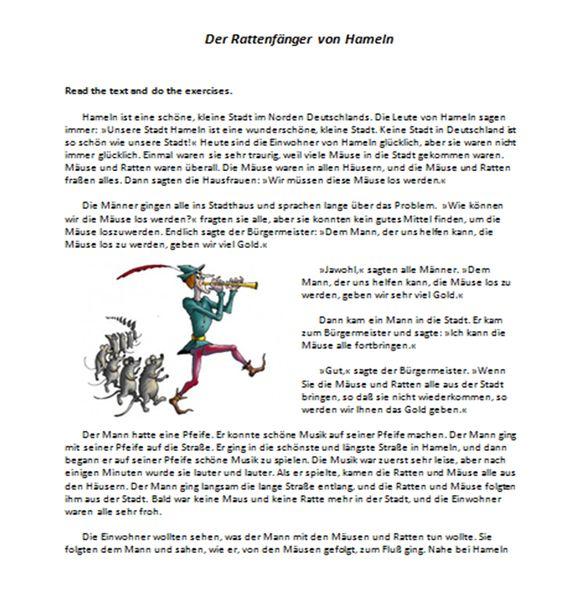 Number Names Worksheets » German For Beginners Worksheets - Free ...
