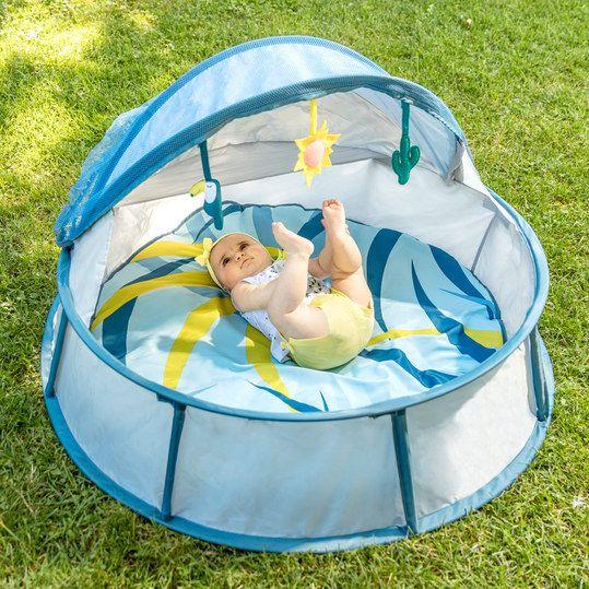 Babymoov Reisebett Spielpark 2 In 1 Babyni Tropical