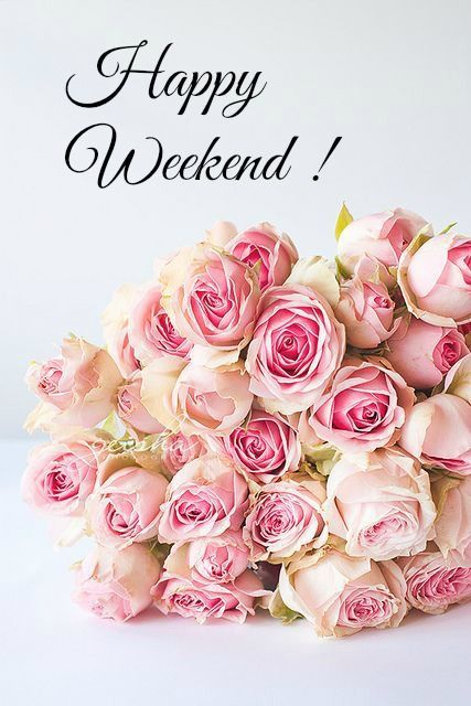 Happy Weekend! vi abbraccio: