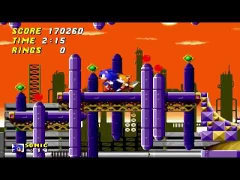 Sonic The Hedgehog 2 Oil Ocean Zone Walkthrough Full 1080p Youtube Ocean Zones Sonic The Hedgehog Sonic