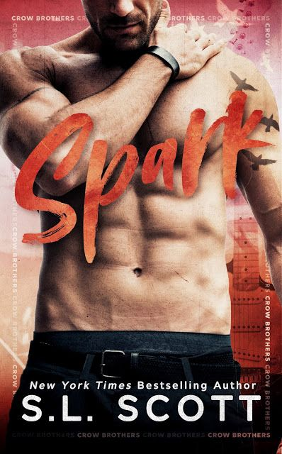 Cover Reveal: SPARK by S.L. SCOTT