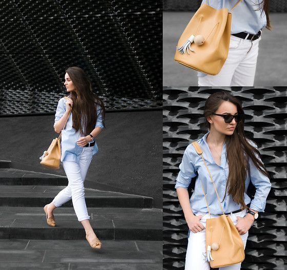 Get this look: http://lb.nu/look/7646764  More looks by Mirella Szymoniak: http://lb.nu/mirellaszymoniak  Items in this look:  Ms. Little Bag Bag   #chic #elegant #minimal