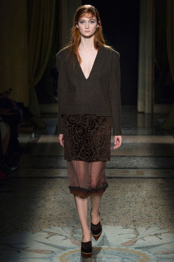 Aquilano Rimondi Fall 2014 – Vogue