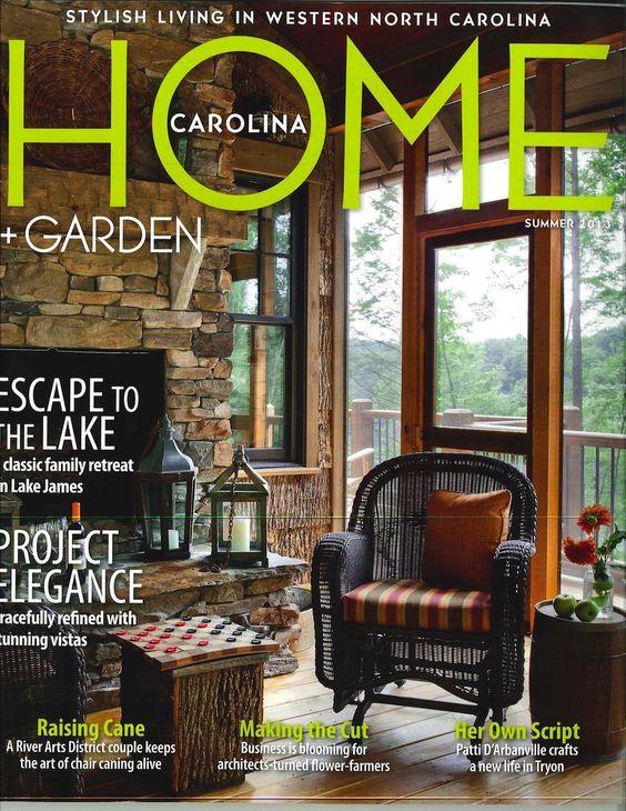 Interior Design Magazine, Western North Carolina And Interior