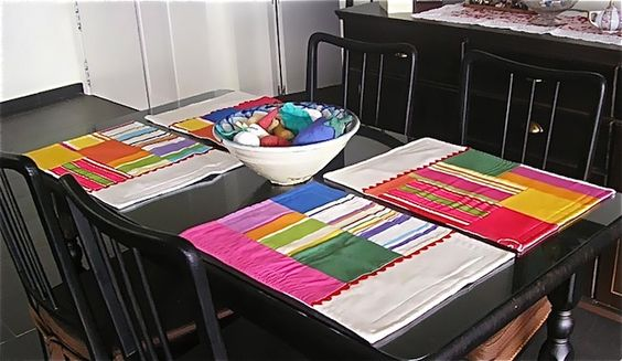 Ideas para reciclar trozos de tela (vídeo)