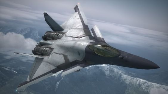Russian Sukhoi T-50