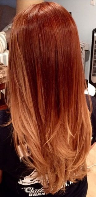 How to transformation copper to pink color melt hair color how to transformation copper to pink color melt hair color ombre hair coloring and hair style pmusecretfo Gallery