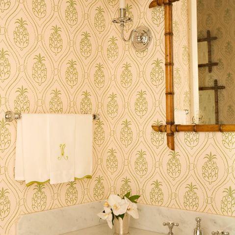British colonial style master bathroom design ideas for Colonial bathroom ideas