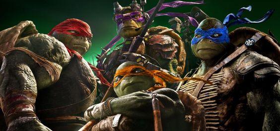 Teenage Mutant Ninja Turtles Hits Theaters August 8th! #TMNTmovie - Virtually Yours #spon