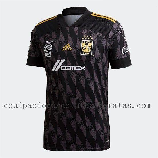 Camiseta Tigres Uanl 2020 2021 Third Soccer Jersey Jersey Shirt Jersey