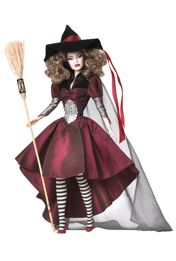 The Wizard of Oz™ Wicked Witch of the East Barbie® Doll