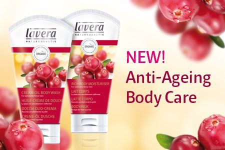 #Lavera Regenerating Anti Ageing Body Care http://www.theremustbeabetterway.co.uk/lavera-regenerating-cream-oil-shower-gel.html & http://www.theremustbeabetterway.co.uk/lavera-regenerating-body-moisturiser.html