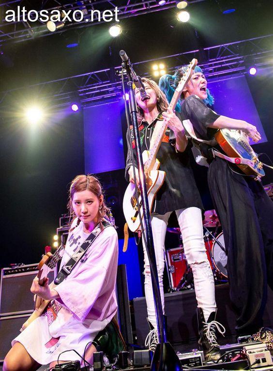 Scandal band Japan スキャンダル