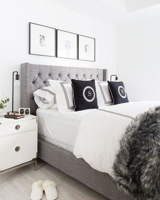 28+ How to decorate a bedroom with white furniture ideas