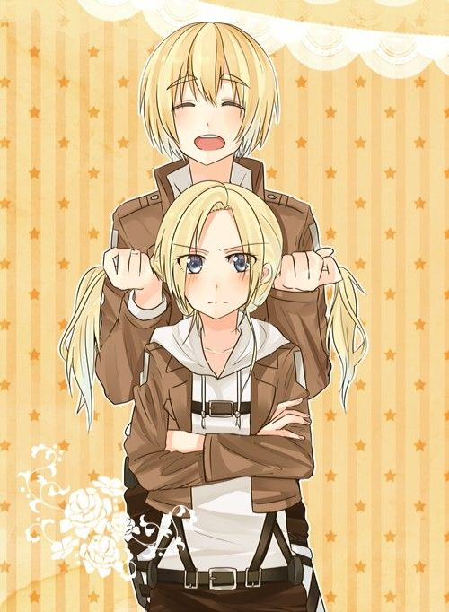 christa armin annie - photo #16