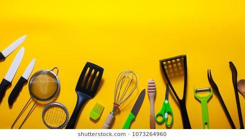 Kitchen Tools Background Kitchen Tools Kitchen Tools