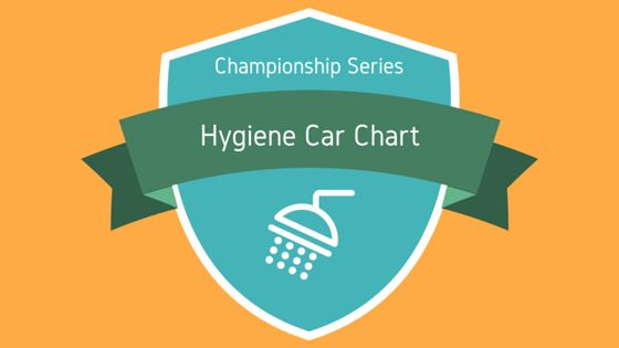 Today's free resource was created for a client of mine who hated taking a shower and brushing his teeth, but loved race cars.
