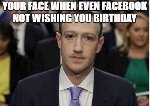 Pin On Funny Happy Birthday Memes