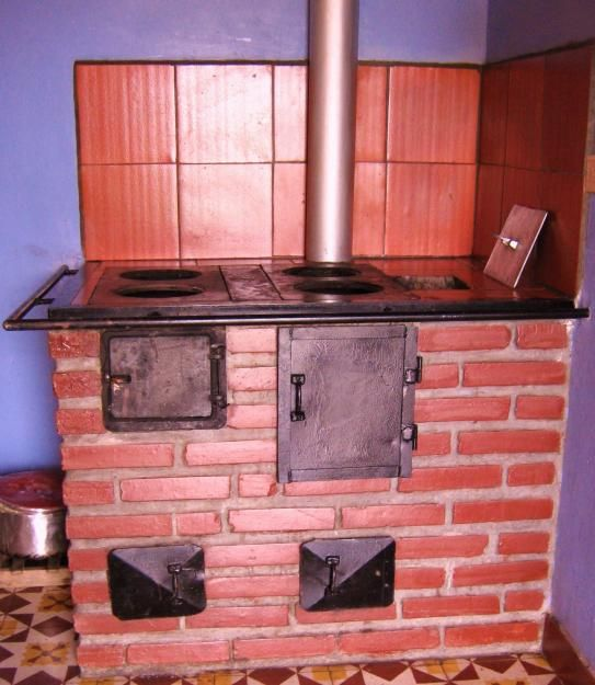 Cocina de le a ecologica buscar con google cocinas y - Cocinas rusticas de lena ...