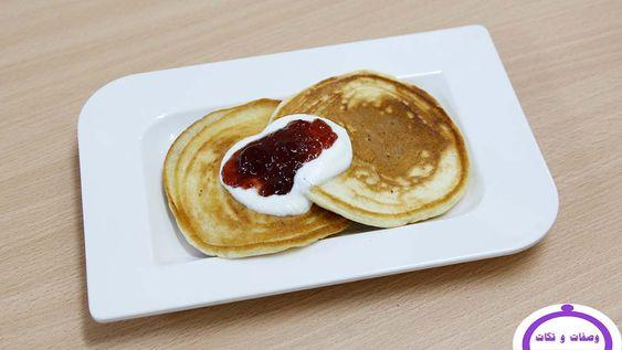 بان كيك على الطريقة الروسية وصفات و تكات Food Russian Pancake Breakfast