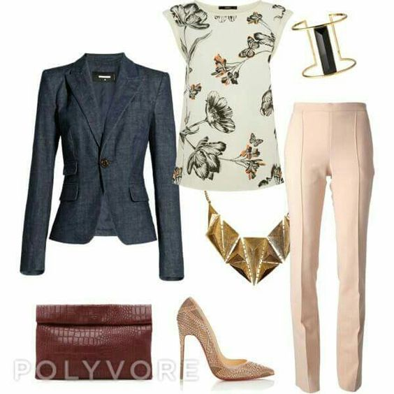 Smart casual with an edge.