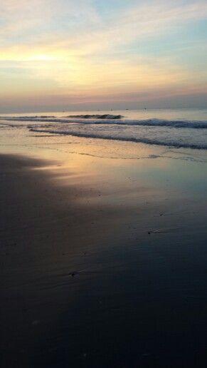 Myrtle Beach #Sunrise on the #AtlanticOcean