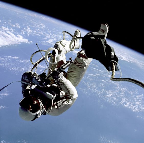 Relive The Joy Of Spacewalking During America's First EVA, 49 Years Ago Today